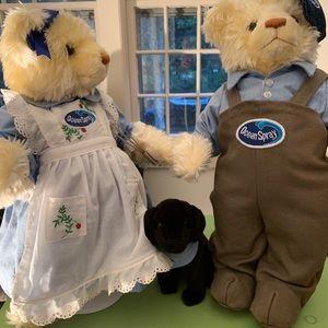 Collectors item Ocean Spray Bears